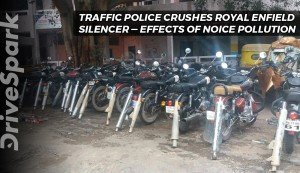Kerala Police Employ Extreme Measures To Fight Sound Pollution