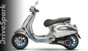 Vespa Electric Scooter India Launch Details: Specs, Features & More - Video