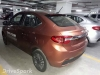 Tata Tigor Spotted At Dealer Yard