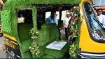 ஆட்டோவை பூங்காவாக மாற்றிய உரிமையாளர்... காரணம் என்னவென்று தெரிந்தால் ஆச்சரியப்படுவீர்கள்...