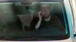 டிரைவிங்கின்போது கன்னத்தை தடவியதற்காக ஓட்டுநருக்கு ரூ. 500 அபராதம் விதித்த போக்குவரத்து போலீஸ்: அதிர