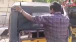 இது புதுசா இருக்கே... டபுள் வருமானம் பார்க்க சூப்பர் ஐடியா... கோவையை கலக்கும் கில்லாடி ஆட்டோ டிரைவர்