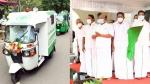 இந்தியாவின் முதல் சூரிய-சக்தி ஆட்டோ... தமிழகத்தில் பயன்பாட்டிற்கு கொண்டுவந்து மாஸ் காட்டிய முதல்வர்!
