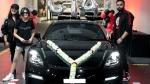 சொகுசு கார்களை வாங்கி குவிக்கும் ஜிம் உரிமையாளர்... ஒரு காரின் விலையை கேட்டாலே மயக்கம் போட்றுவீங்க!
