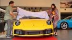 துல்கருக்கு போட்டியாக மிக மிக விலையுயர்ந்த Porsche காரை வாங்கிய பிரபல நடிகை... விலையை மட்டும் கேட்டுடாதீங்க!!