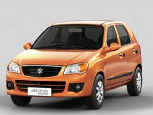 Small Cars Push Maruti Suzuki May Sales Down
