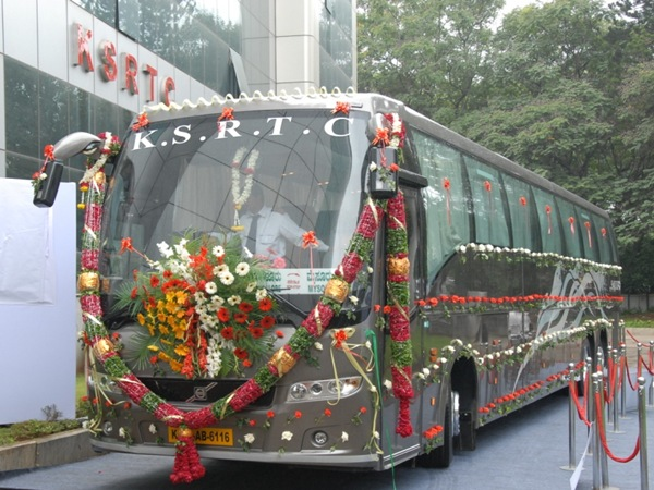 ksrtc introduces countrys longest bus