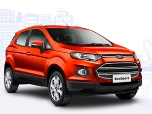 Ford May Launch Ecosport Under Inr 6 Lakhs
