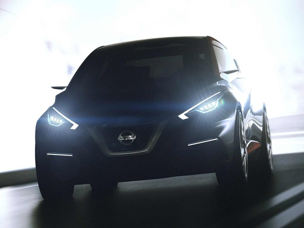 New Nissan Sway Concept