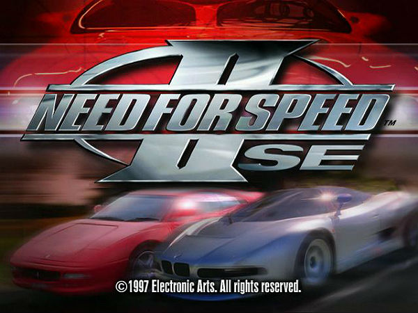 Need For Speed 2 Special Edition