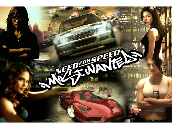7. Need For Speed Most Wanted