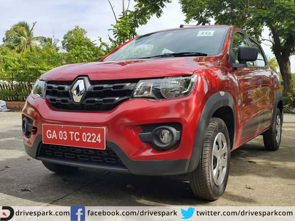 Renault KWID Bookings