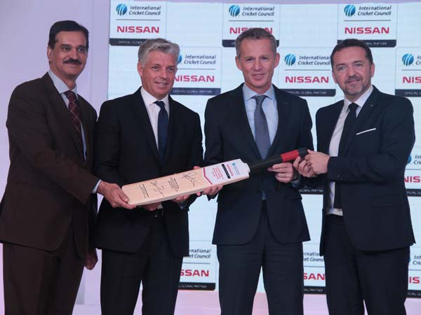 nissan enters partnership deal with icc
