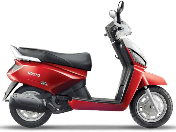 Mahindra Launches Special Edition Gusto For Diwali