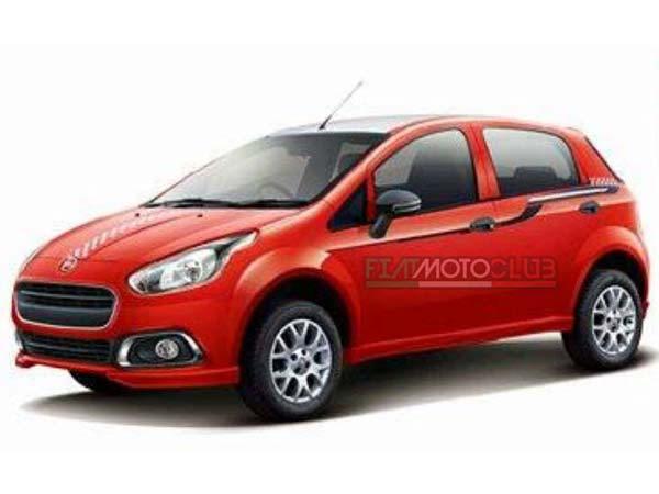 Fiat To Launch Limited Edition Punto Evo Sportivo In India
