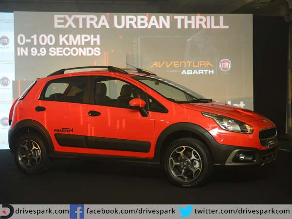 Fiat Abarth Avventura Price Hiked Within 10 Days Of Launch