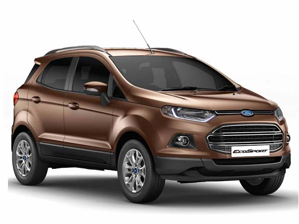 Ford India Begins Financing and introduces Special Interest Rate On EcoSport