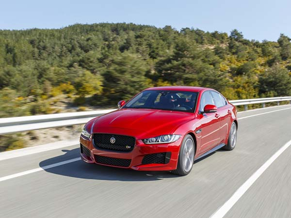 Jaguar XE Luxury Sedan Imported To India For R & D Purposes