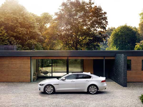 Jaguar XE Luxury Sedan Imported To India For R and D Purposes
