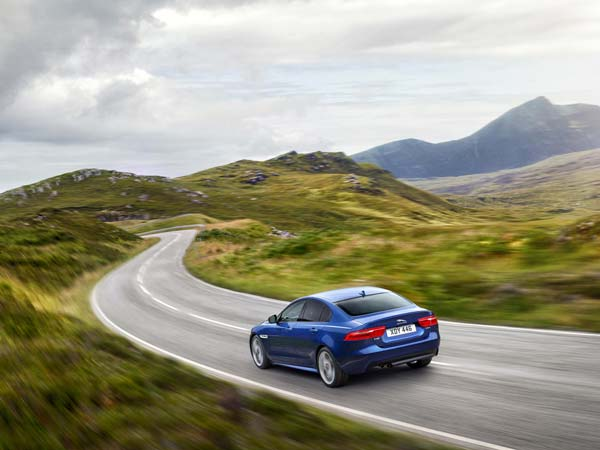 Jaguar XE Luxury Sedan Imported To India For R & D Purpose