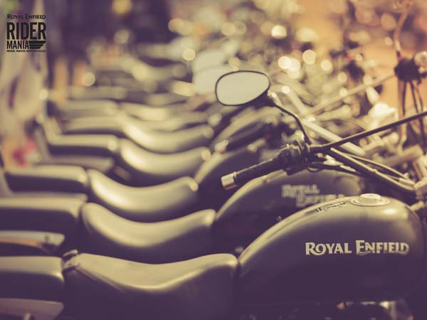 Royal Enfield Rider Mania In Goa From November 20th 2015