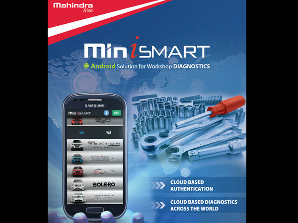 mahindra-minismart-app-vehicle-diagnostic-solutions-launched