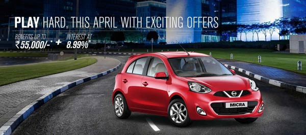 nissan-india-offers-and-discounts-on-cars-2016-april-micra