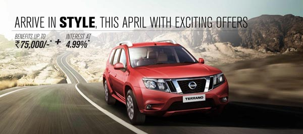 nissan-india-offers-and-discounts-on-cars-2016-april-terrano
