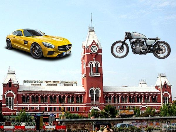 சென்னை நகரம் ஆசியாவின்  'டெட்ராய்ட்' என்று அழைக்கப்படுவதன் பின்னணி இது தான்..!