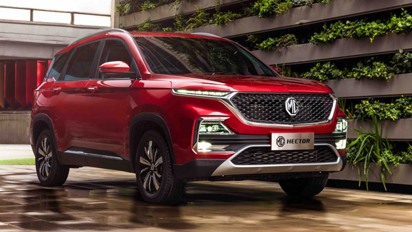MG Hector to restart again soon