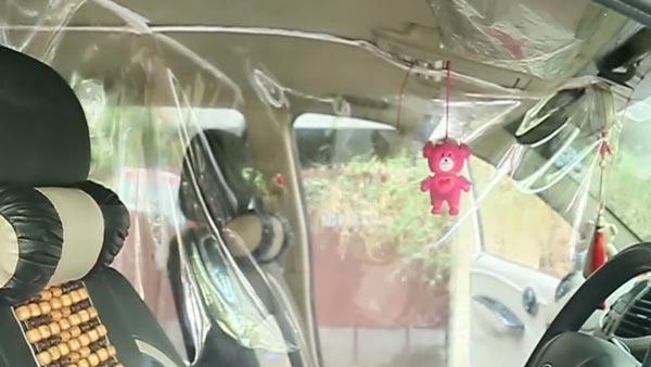 15 நிமிஷத்துல வேலை முடிந்தது... கொரோனாவை தடுக்க சூப்பரான ஐடியா... செலவு தெரிஞ்சா அசந்து போய்ருவீங்க