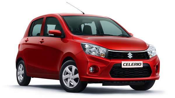 2021 Maruti Celerio to be introduced with extra cabin features !!  Test run again