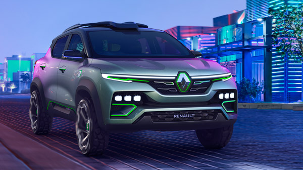 The new Renault kicker that will compete with the Kia Sonnet .. The concept model is just toxic!