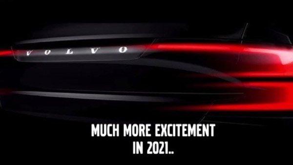 இந்தியாவிற்கு வரும் புதிய புதிய வால்வோ கார்கள்!! எல்லாம் 2021ஆம் ஆண்டில்தான்...