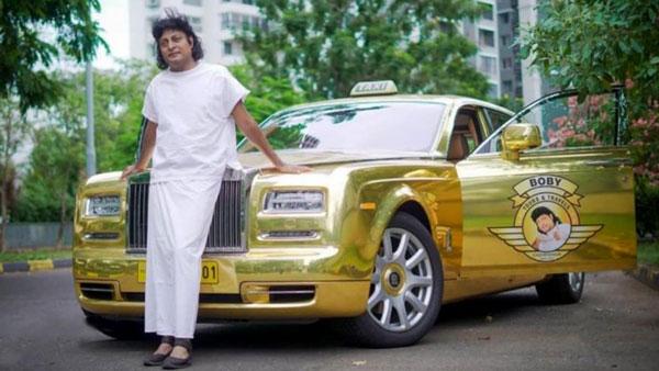 டொனால்டு டிரம்ப்பின் ரோல்ஸ் ராய்ஸ் காரை வாங்க முயற்சிக்கும் இந்திய நகைக்கடை உரிமையாளர்... யார்னு தெரியுமா?