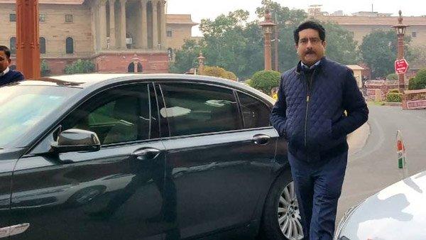ரூ.9 கோடிக்கு ரோல்ஸ்ராய்ஸ் வாங்கிய பில்லியனர் குமாரமங்களம் பிர்லா!