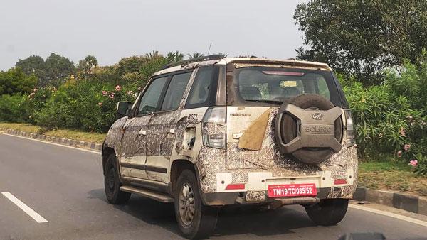 எக்ஸ்யூவி700 உடன் விற்பனைக்கு வரும் மஹிந்திரா பொலிரோ நியோ!! செப்டம்பரில் அறிமுகம்?