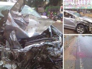 17வயது மகனை கார் ஓட்ட அனுமதித்த பெற்றோருக்கு சிறை..!!