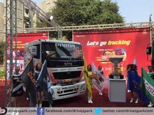 2016 டாடா பிரைமா டிரக் ரேஸிங் சாம்பியன்ஷிப்: இந்திய வீரர்கள் பட்டியல் வெளியீடு!
