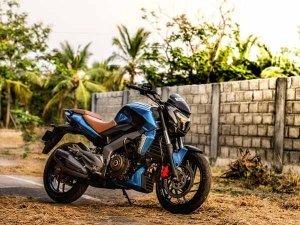 புதிய தோற்றத்தில் மாடிஃபை செய்யப்பட்ட பஜாஜ் டோமினார்400 பைக்!