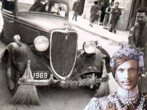 ரோல்ஸ் ராய்ஸ் கார்களும் இந்திய மகாராஜாக்களும்