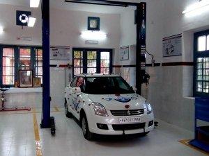 5,000 சர்வீஸ் மையங்கள்... மெகா இலக்குடன் காய் நகர்த்தும் மாருதி நிறுவனம்!