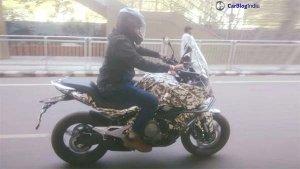இந்தியாவில் களமிறங்கும் சீனாவின் சிஎஃப் மோட்டோ அட்வென்ச்சர் பைக்!
