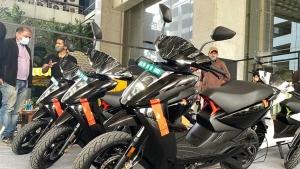 சென்னை, பெங்களூரில் ஏத்தர் 450எக்ஸ் ஸ்கூட்டர் டெலிவிரி துவங்கியது!