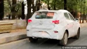 பெங்களூரில் சோதனை... விற்பனைக்கு வருவதற்கு முன்பு மீண்டும் ஒரு முறை கேமரா கண்களில் சிக்கியது எம்ஜி அஸ்டர்