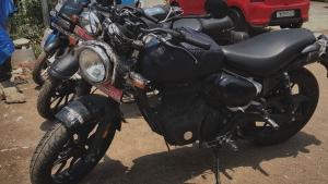 ஹோண்டா சிபி350 பைக்குகளை சமாளிக்குமா புதிய ராயல் என்பீல்டு ஹண்டர் பைக்? விலை எந்தளவிற்கு இருக்கும்?