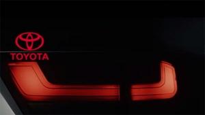 புதிய லேண்ட் க்ரூஸரின் அறிமுகத்தை மீண்டும் உறுதிப்படுத்திய டொயோட்டா!! ஜூன் 9ல் உலகளாவிய அறிமுகம்...