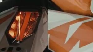 2022 RC பைக்குகளின் தோற்றத்தை வெளியிட்டது KTM!! RC200-க்கு இணையான தோற்றத்தில் RC125!