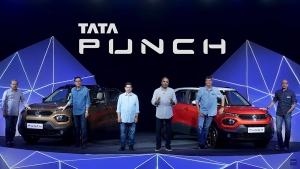 இந்தியால இத விட பாதுகாப்பான கார் கெடையாது... மிக மிக குறைவான விலையில் Tata Punch அறிமுகம்... உடனே வாங்க தோணுது