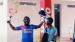 பெட்ரோல் பங்கில் கிரிக்கெட் விளையாடிய இளைஞர்.. ஏன் தெரியும?